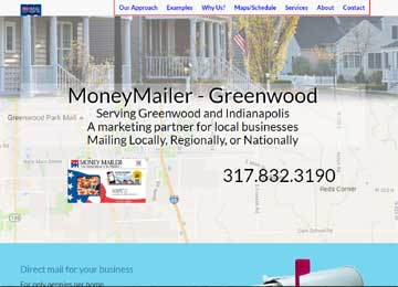 Digital Design and Consulting - Money Mailer